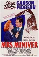 mrs miniver 1942