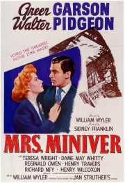 Mrs. Miniver (1942) with Greer Garson