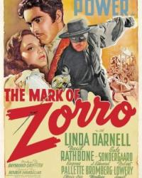 The Mark of Zorro (1940) with Tyrone Power