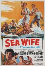 Sea Wife (1957) with Richard Burton and Joan Collins