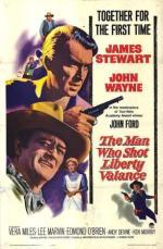 1962 the man who shot liberty valance