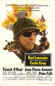 Castle Keep (1969) with Burt Lancaster and Peter Falk