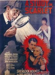 A Study in Scarlet (1933) - with Reginald Owen and Anna May Wong