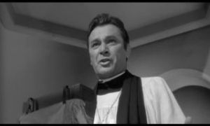 Richard Burton in Night of the Iguana