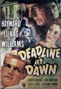 deadline at dawn 1946