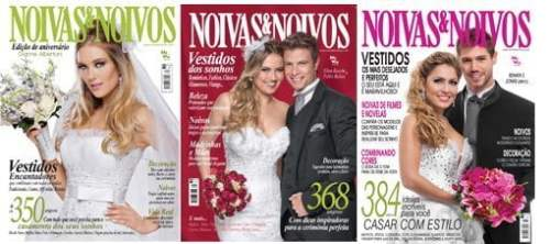 capas 500x222 Revista Noivas&Noivos