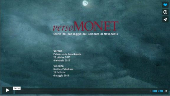 """""""Verso Monet"""" - Il video della mostra"""