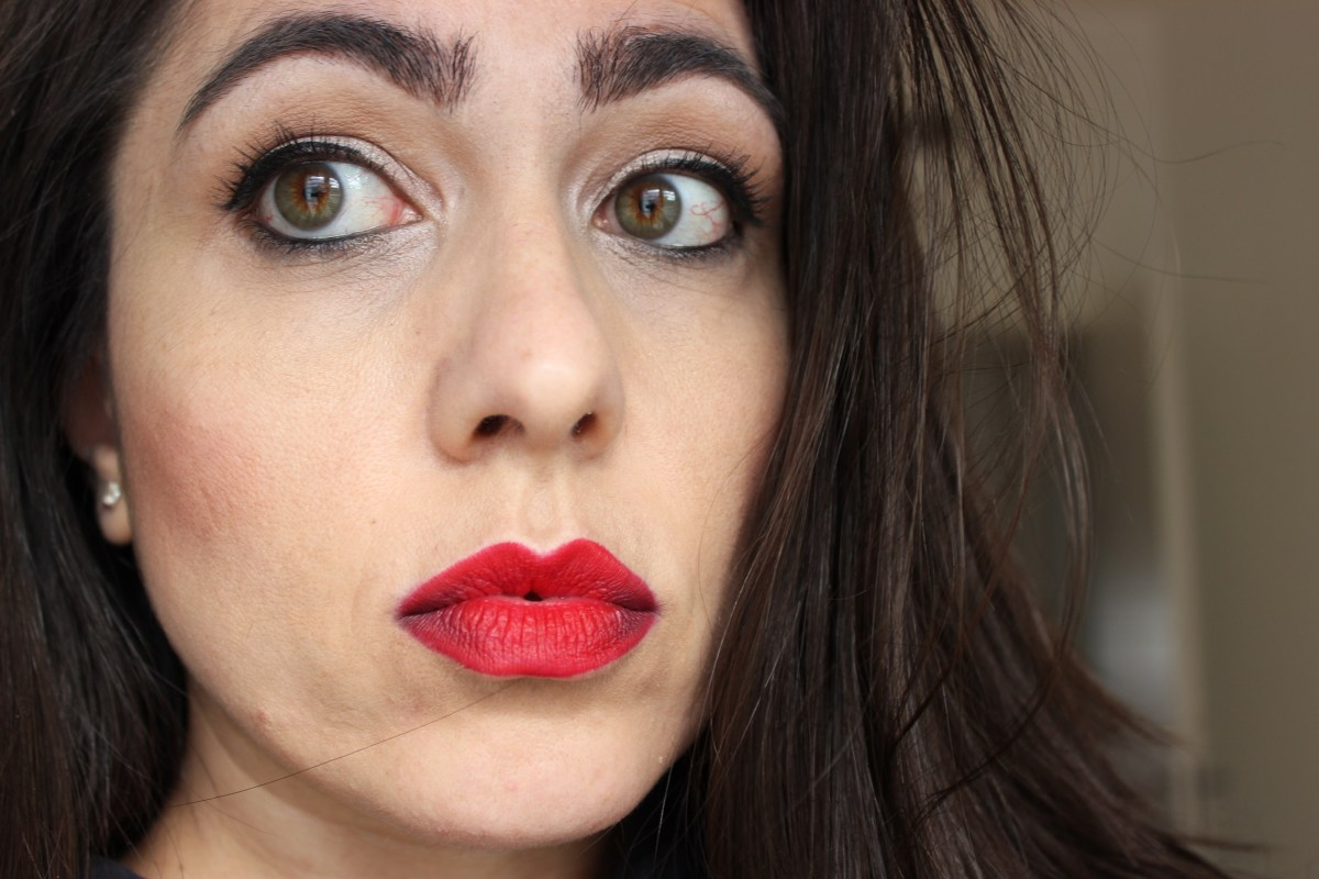 ROSSI: i miei rossetti MAC Red, Russian Red, Lady Danger, Ruby Woo