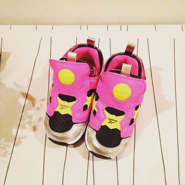 急成長のムスメに靴を新調。saleでラッキー!