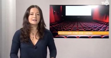 Festival du Film dans les Écoles 2016 : reportage TV8, «les écoliers font leur cinéma»
