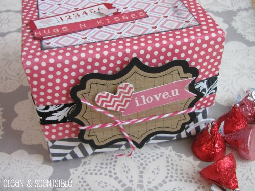 Stunning Diy Day Treat Box Clean Scentsible Round Valentines Day Boxes Diy Valentines Day Boxes
