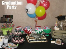 Aweinspiring Preschool Graduation Party Preschool Graduation Party Clean Large Crowd Scentsible Graduation Party Food Bar Ideas Graduation Party Food Ideas