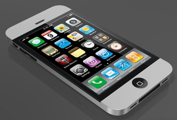 iPhone 5 Smartphone Design
