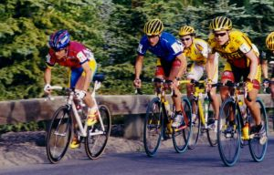Everyday Olympians Bike to Glory