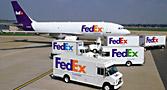 FedEx fleet