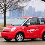 TH!NK City with EnerDel Lithium Batteries