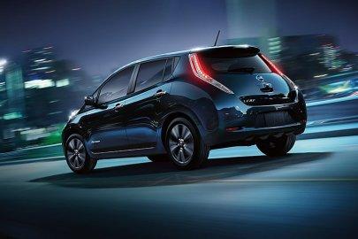 Nissan,Leaf,electric car,zero emission