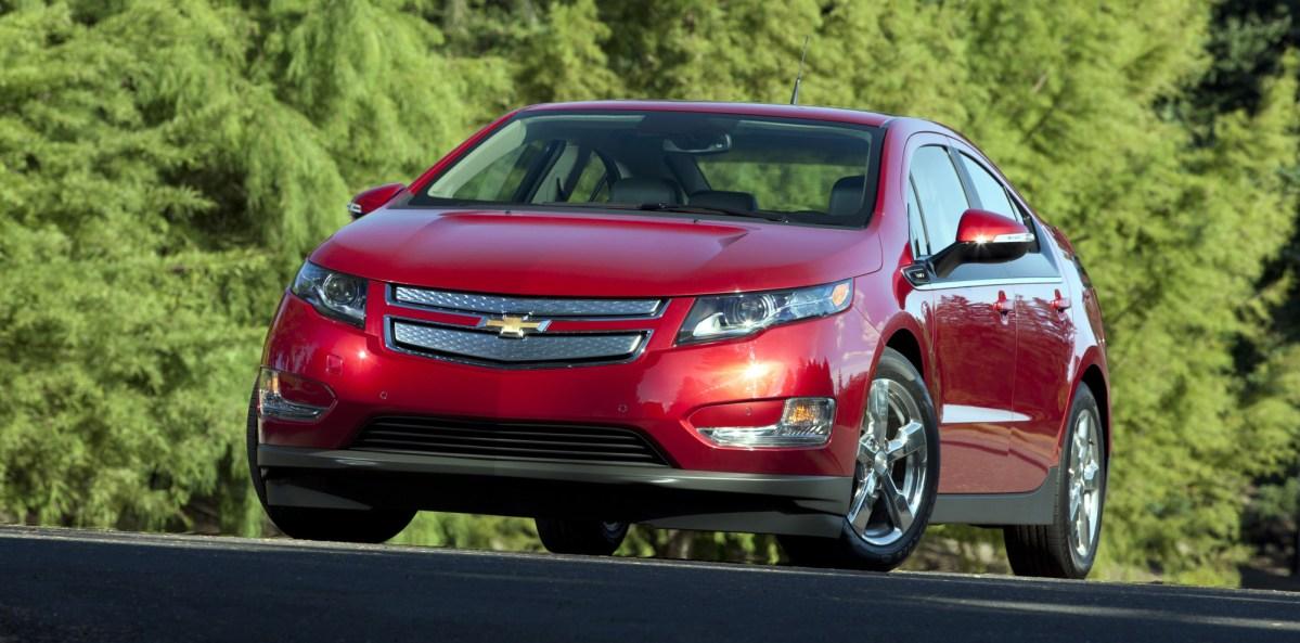Chevy,Chevrolet,GM,General Motors,electric car,plug-in hybrid,Volt