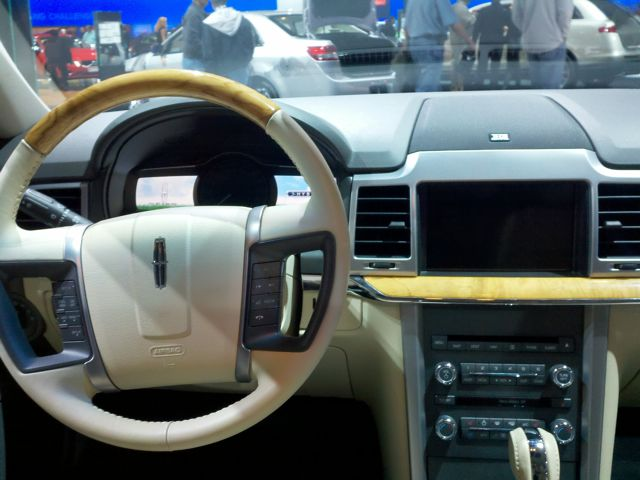 Lincoln MKZ Interior