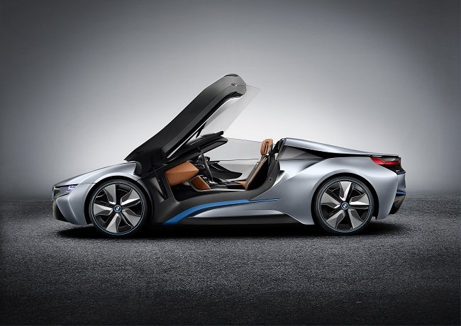 BMW i8 Electric Sports Coupe