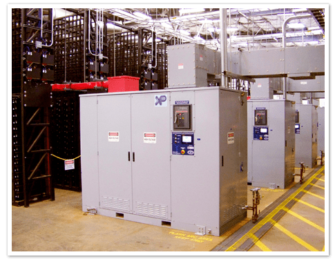 Xtreme Power Grid Storage