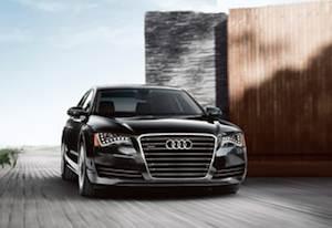 Audi A8 TDI 2013