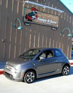 2013 Fiat 500e, fiat, 500e, electric car