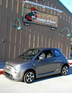 2013 Fiat 500e, fiat, 500e, electric car