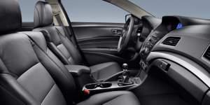Acura,ILX,Premium, interior,6-speed