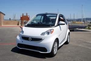 Mercedes-Benz,Smart,electric car, Smart ED