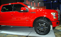 Ford,F-150,lightweighting,EcoBoost,aluminum