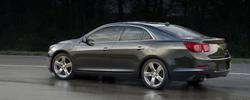 GM,Chevy, Chevrolet,Malibu,fuel economy,mpg