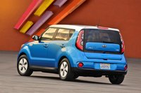 2015, Kia, Soul EV,electric car