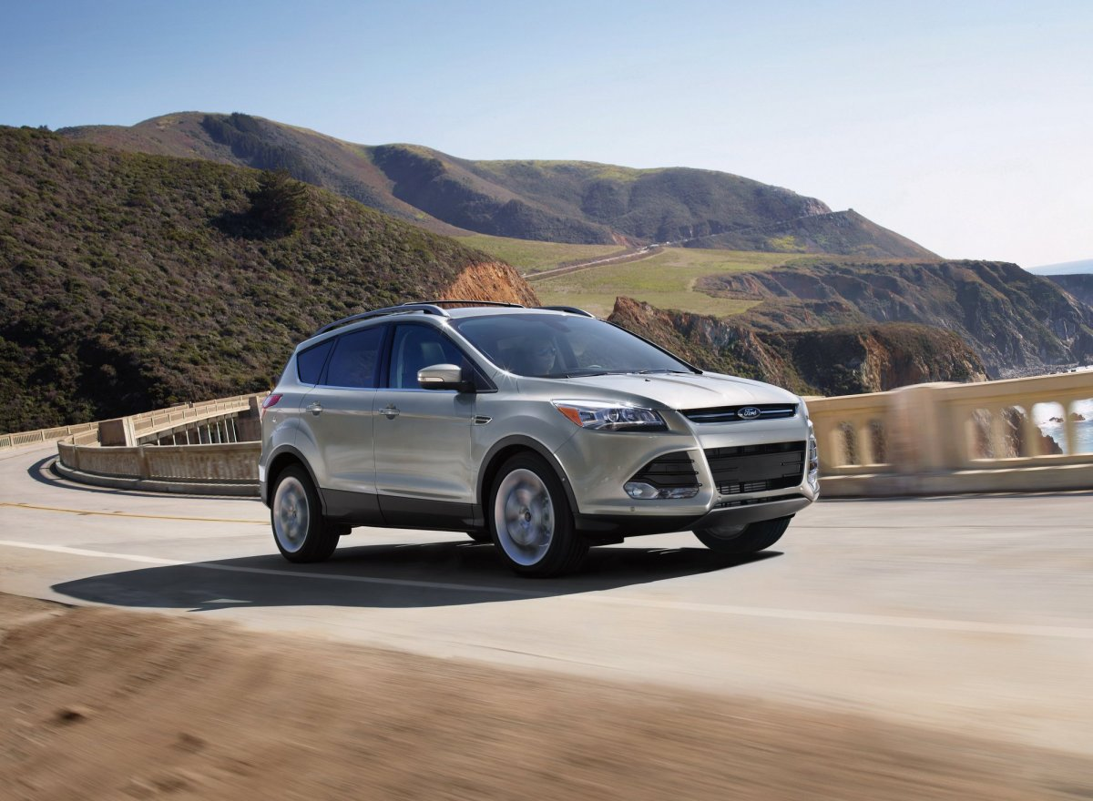 2014,Ford,Escape,crossover,SUV
