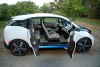 2014 BMW i3,interior,doors