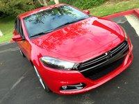 2014 Dodge Dart GT, handling,mpg