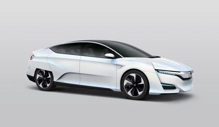 Honda, Fuel cell car,FCEV,