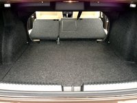 Truck plus with fold-down rear seats