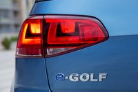 2014, VW, Volkswagen, e-Golf