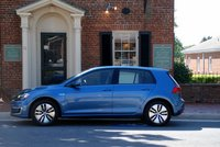 2014, VW, Volkswagen,e-golf