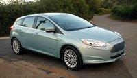 2014, Ford Focus, electric, EV