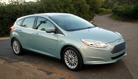 2014, Ford Focus, electric, EV