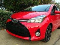 2015 Toyota,Yaris SE,styling