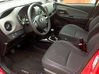 2015,Toyota, Yaris, interior