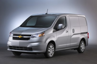 2015, Chevy City Express,cargo van,Chevrolet