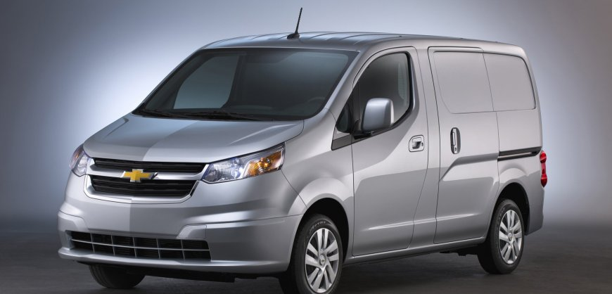 2015, Chevy City Express,cargo van,Chevrolet