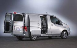 2015 Chevrolet,City Express,functional,work van,mpg, fuel economy, storage
