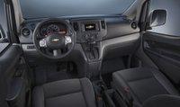 2015,Chevy City, Express,work van,interior
