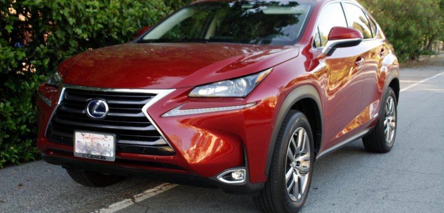 2015,Lexus,NX,300h,hybrid, fuel economy