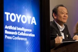 2015 Toyota,Kiyotaka Ise,artificial intelligence, AI